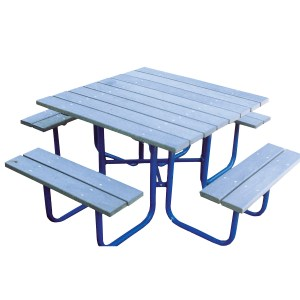 Recycled Plastic Picnic Table 45